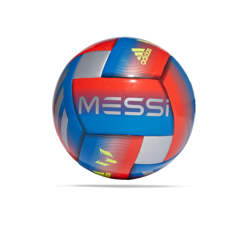 adidas Messi Competition Fussball (DN8737) - Blau