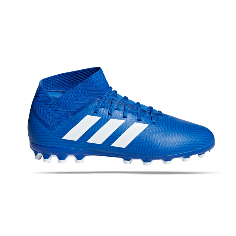 a21280d0b adidas NEMEZIZ 18.3 AG Kinder (CG7164) in Blau