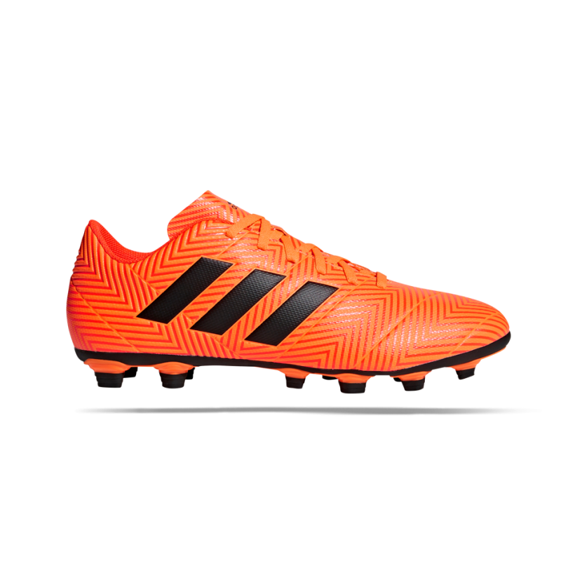 sports shoes b264b 94c5e adidas NEMEZIZ 18.4 FxG (DA9594) - Orange