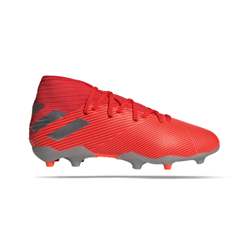 Adidas Stollen Fußball Schuhe Jungen Kinder Nein Rot Gr. 33