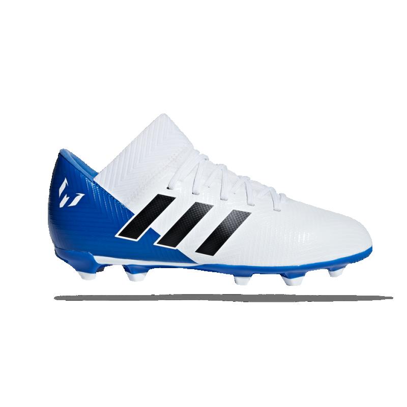 Adidas Schuhe Nemeziz Messi 18.3 Fg J DB2364 FtwwhtCblack