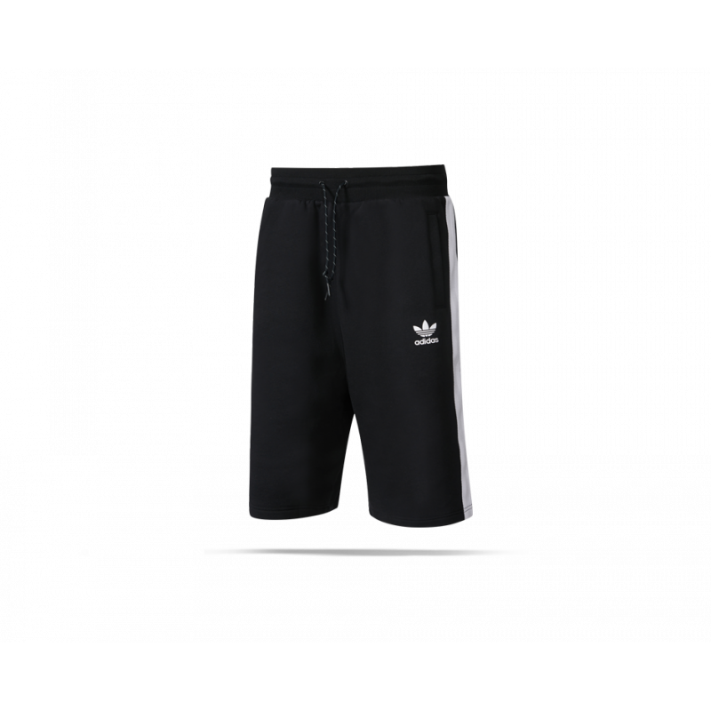 adidas originals berlin short hose kurz bk0037 in schwarz. Black Bedroom Furniture Sets. Home Design Ideas