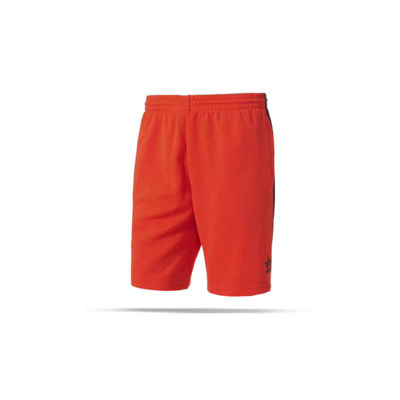 adidas originals sst short hose kurz bk0007 in rot. Black Bedroom Furniture Sets. Home Design Ideas