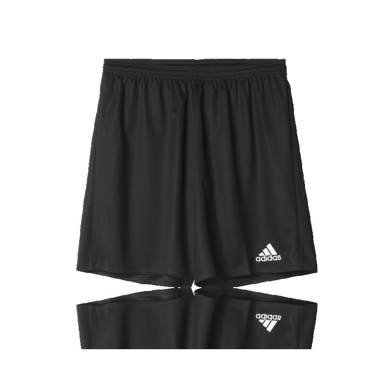 adidas parma 16 short ohne innenslip schwarz