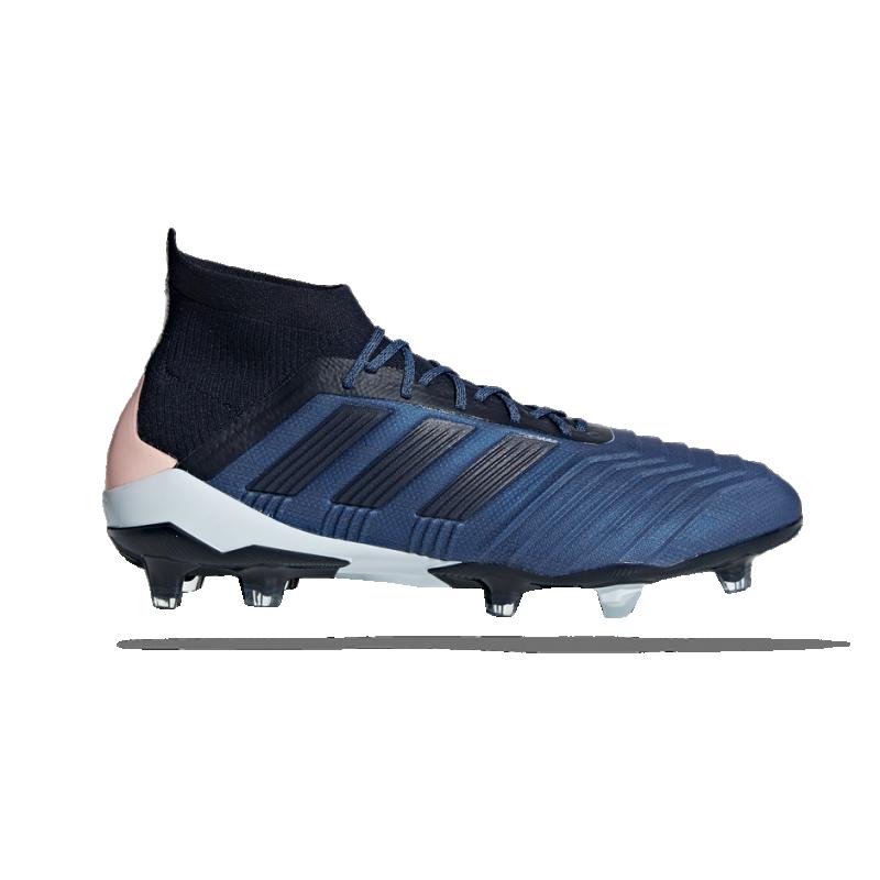adidas Predator 18.1 FG (DB2041) - Blau
