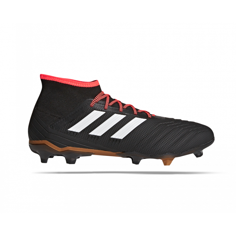 lower price with 5044e df3b7 adidas Predator 18.2 FG (CP9290) - Schwarz