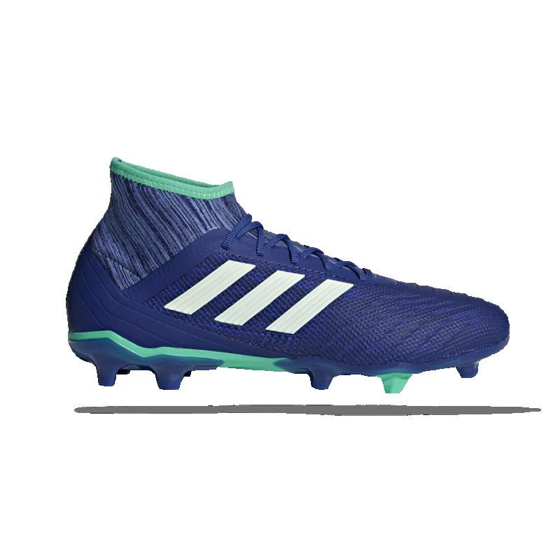adidas predator 18 fg blau grün