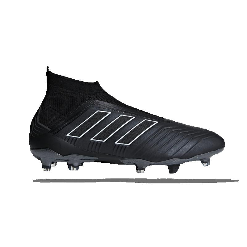 adidas Predator 18+ FG (DB2011) - Schwarz