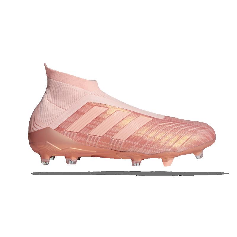 adidas Predator 18+ FG (DB2013) - Pink