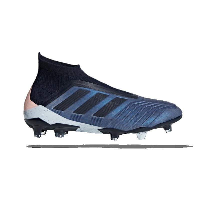 adidas Predator 18+ FG (DB2014) - Blau