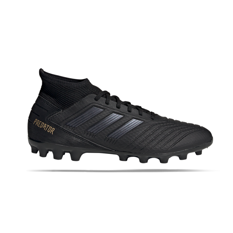 adidas Predator 19.3 AG (EF8984) - Schwarz