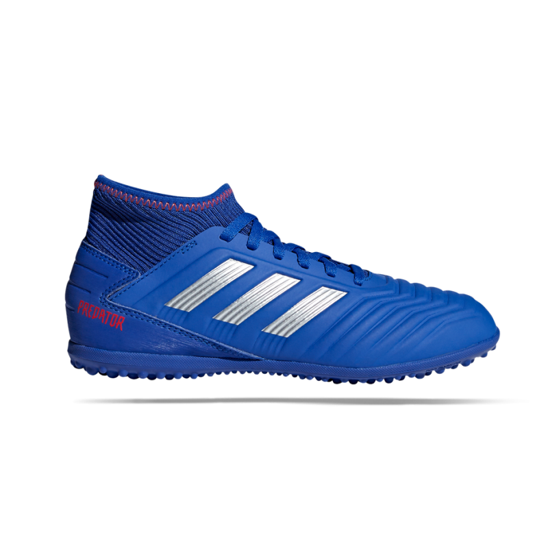 adidas Predator 19.3 TF Kinder (CM8546) - Blau
