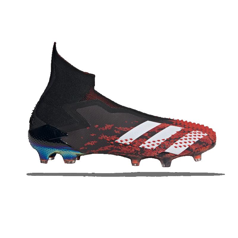 adidas Predator 20+ FG (EF1565) - Schwarz