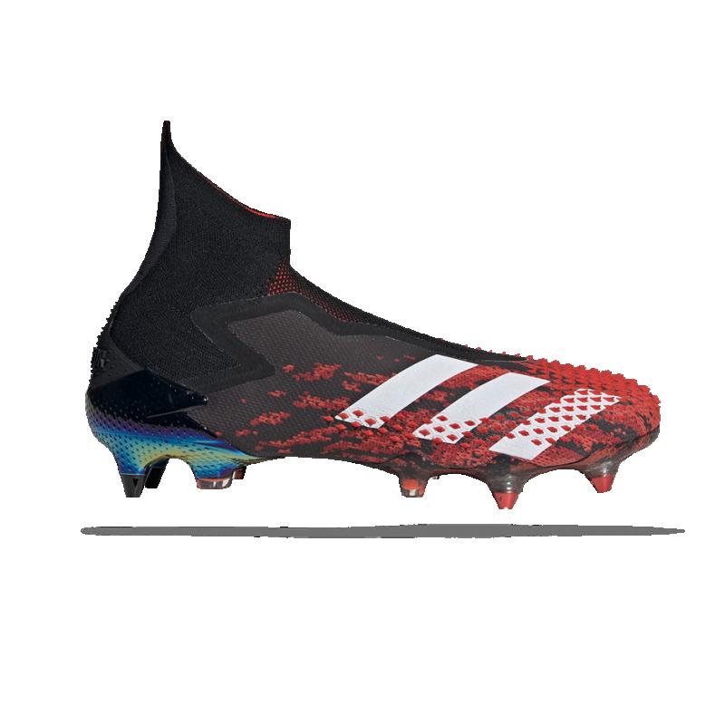 adidas Predator 20+ SG (EF1567) - Schwarz