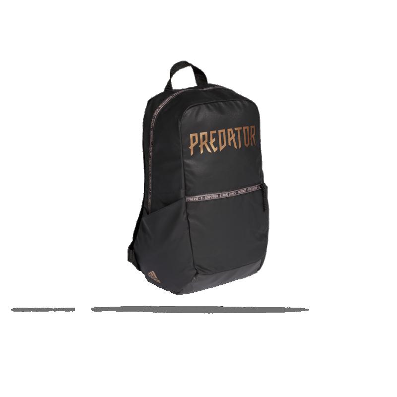 adidas Predator Backpack Rucksack (DT5144) - Schwarz