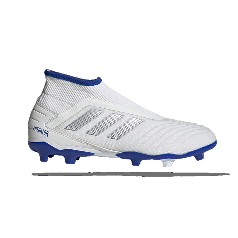 adidas Predator 19.3 LL FG (F99729) - Weiß