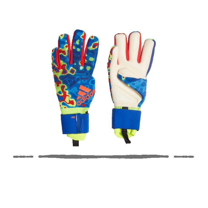 adidas Predator Pro Neuer TW-Handschuh (DN8606) - Gelb