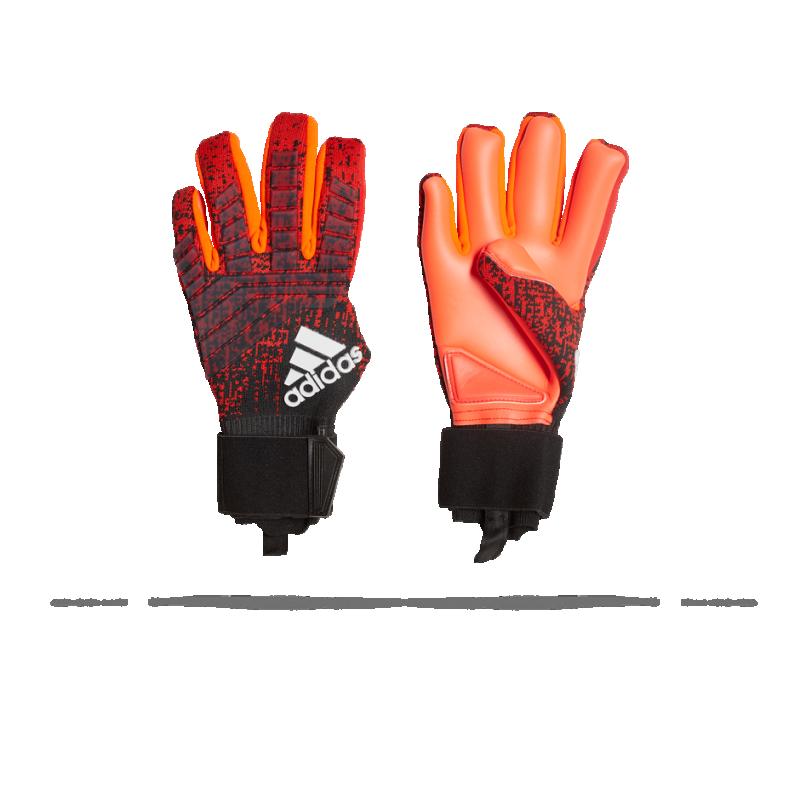 adidas Predator Pro Promo TW-Handschuh (DN8586) - Rot