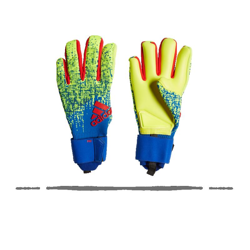 adidas Predator Pro TW-Handschuh (DN8581) - Gelb