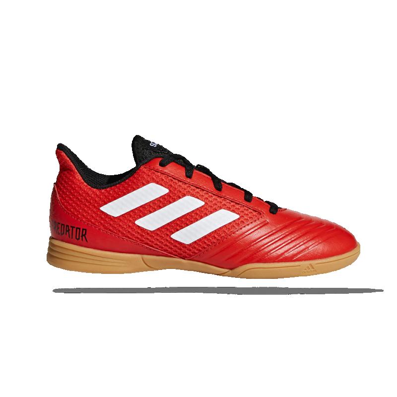 online store d344f 1e19b adidas Predator Tango 18.4 Sala Kinder (DB2343) - Rot