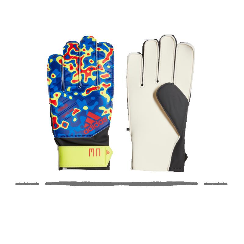 adidas Predator YP Neuer TW-Handschuh (DN8603) - Gelb