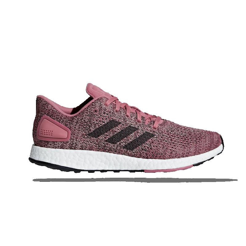 adidas Pure Boost DPR Running Damen (B75673) - Lila