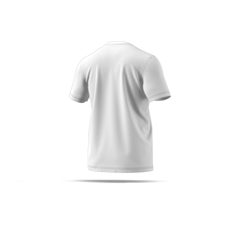 Fußball adidas Real Madrid Tee T-Shirt Weiss