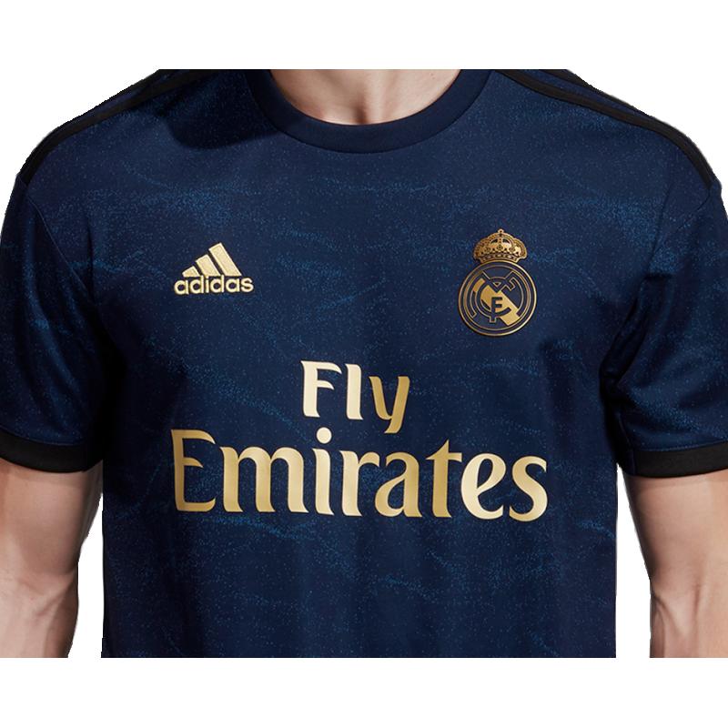 adidas Real Madrid Trikot Away 1920 (FJ3151) in Blau