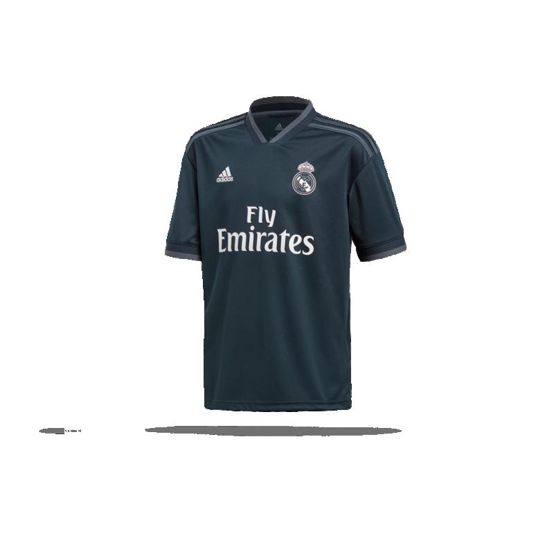 Adidas Real Madrid Trikot Away Kinder 1819 Cg0570 In Blau