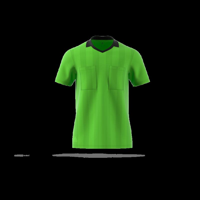 13e60f95b adidas Referee 18 Trikot kurzarm (CV6312) in Grün