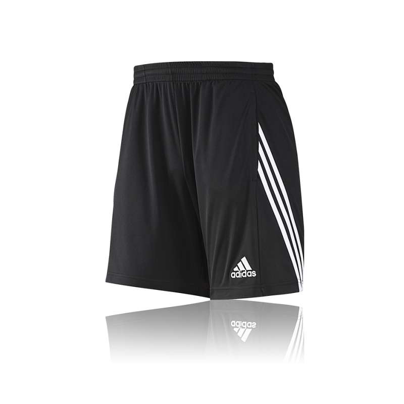 adidas sereno 14 training short hose kurz d82944 in schwar. Black Bedroom Furniture Sets. Home Design Ideas