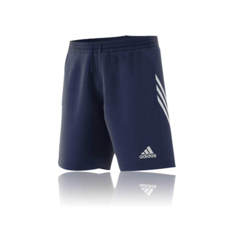 adidas sereno 14 training short hose kurz f49691 in blau. Black Bedroom Furniture Sets. Home Design Ideas