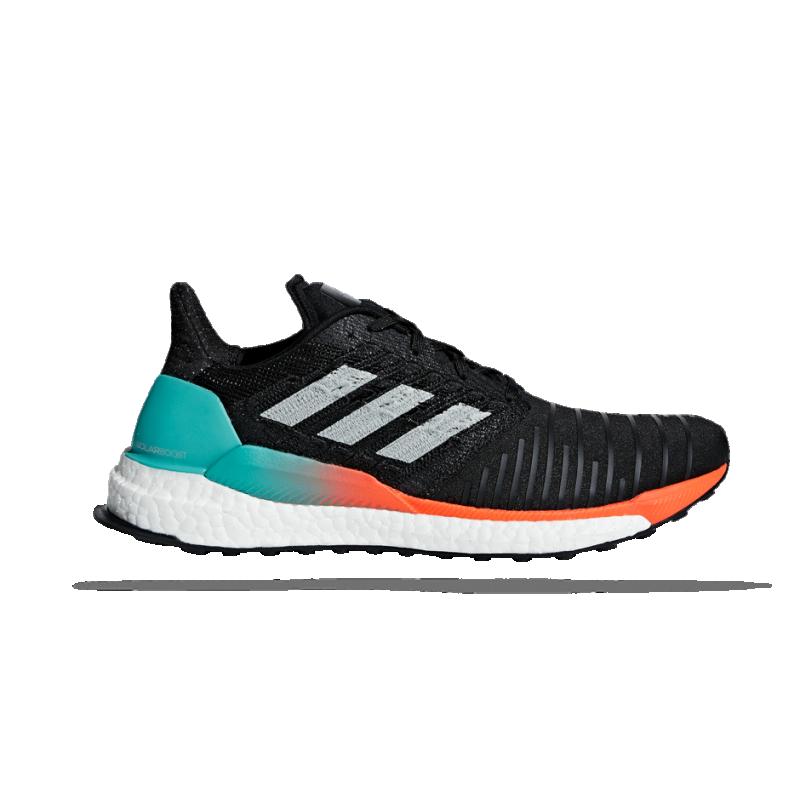 2f0131e87f5 adidas Solar Boost Running (CQ3168) in Schwarz