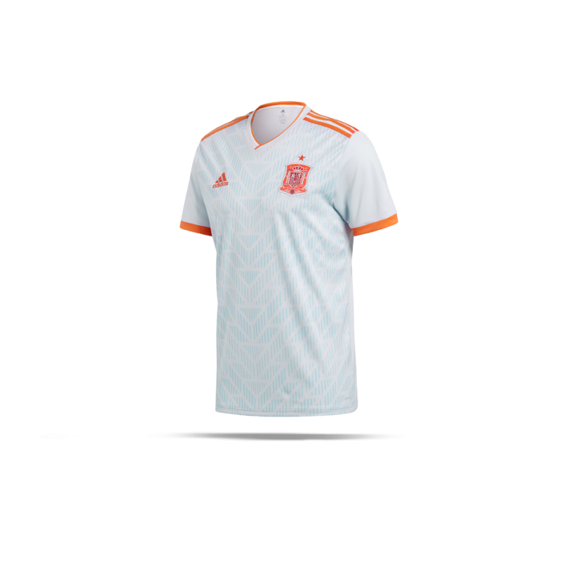 factory outlet fashion styles cheap for discount adidas Spanien Trikot Away Kinder WM 2018 (BR2694)