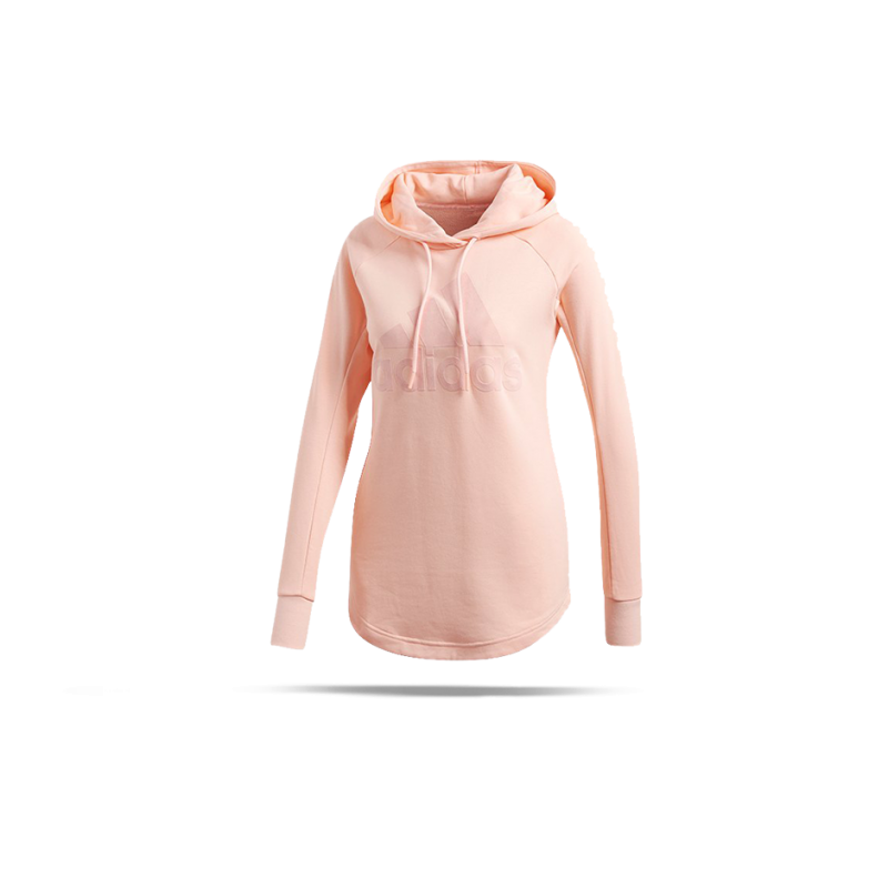 e24b2024b26d2 adidas Sport ID Overhead Sweatshirt Damen (CY0690) in Pink