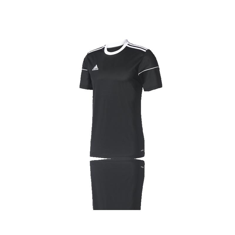 adidas Squadra 17 Trikot kurzarm (BJ9173) - Schwarz
