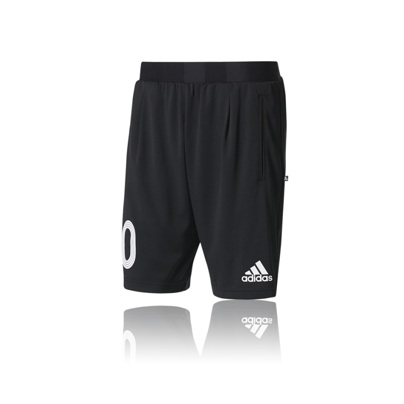 adidas tango icons player short hose kurz az9714 in schwar. Black Bedroom Furniture Sets. Home Design Ideas