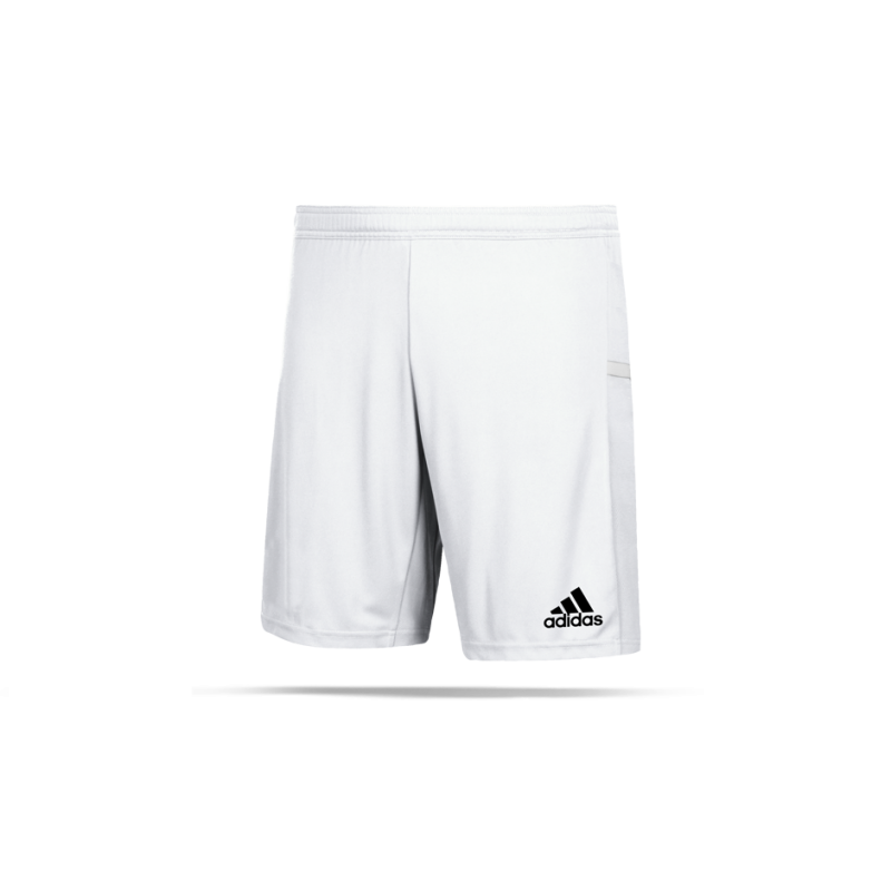 adidas Team 19 Knitted Short (DW6865) - Weiß