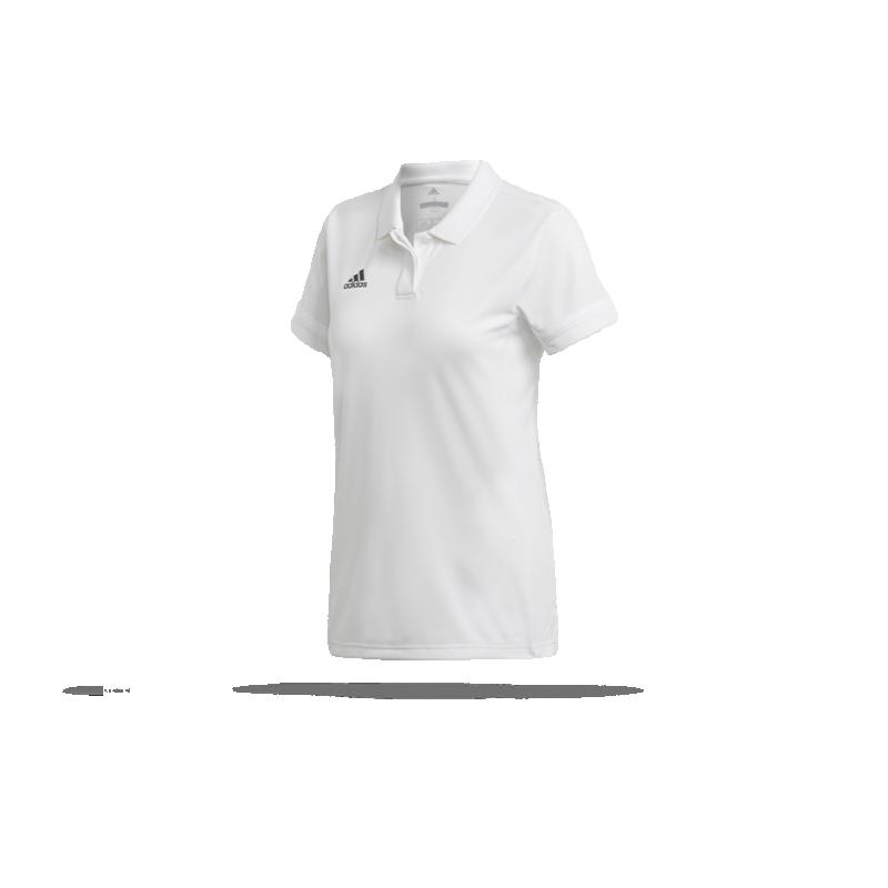 adidas Team 19 Poloshirt Damen (DW6878)