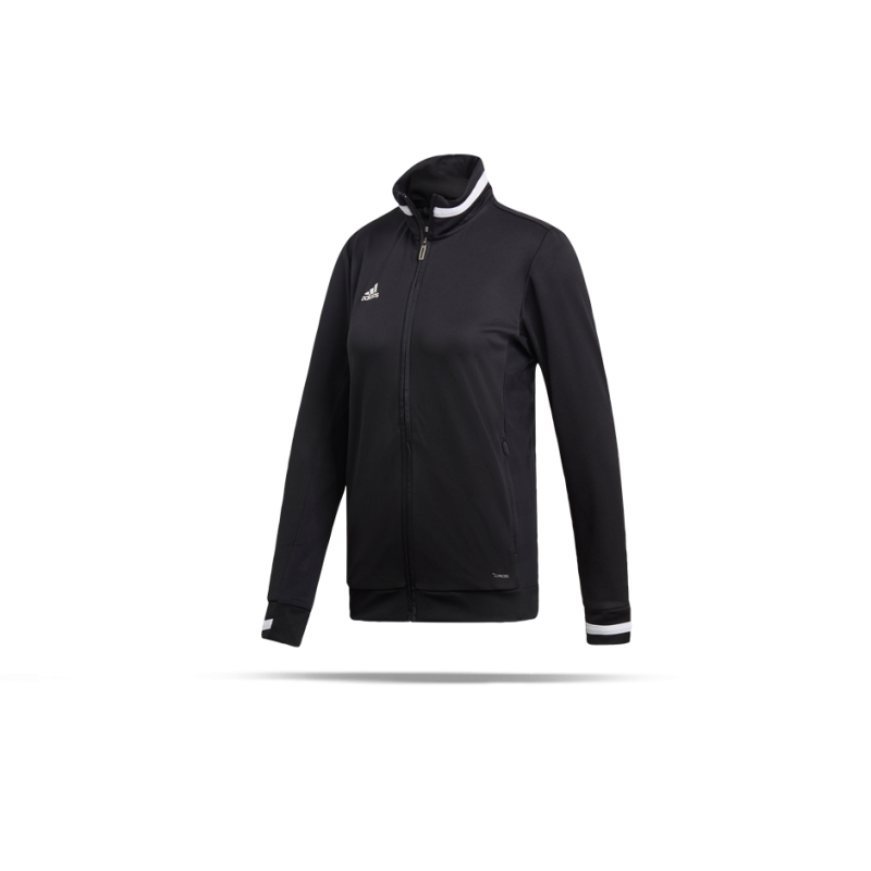 dbecff92f6e1c adidas Team 19 Track Jacket Trainingsjacke Damen (DW6848) - Schwarz