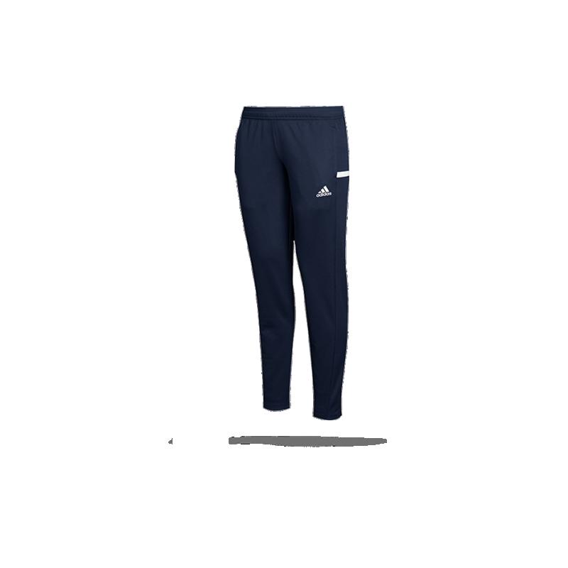 adidas Team 19 Track Pant Trainingshose Damen (DY8827) - Blau