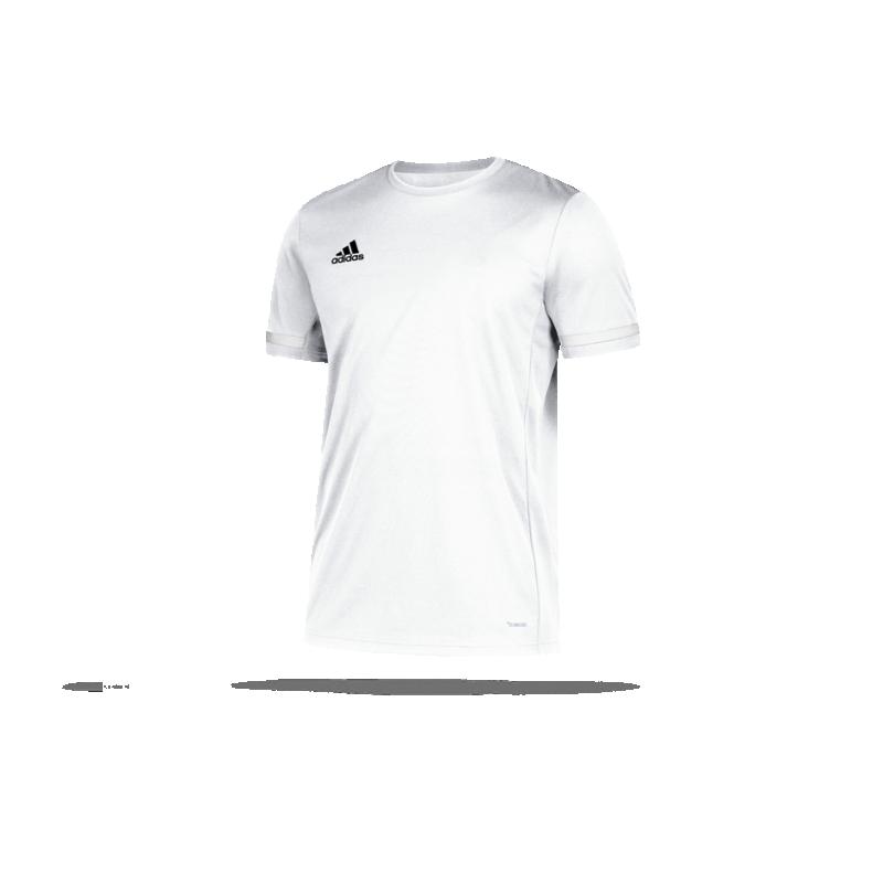adidas Team 19 Trikot kurzarm (DW6896) - Weiß