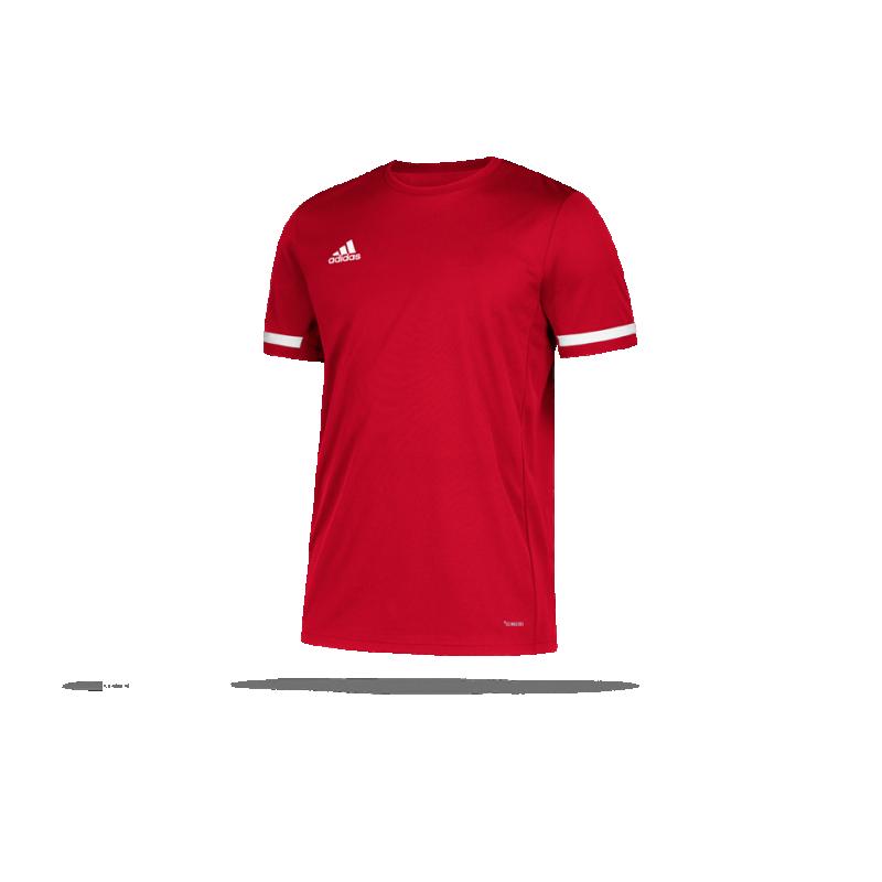 adidas Team 19 Trikot kurzarm (DX7242) - Rot