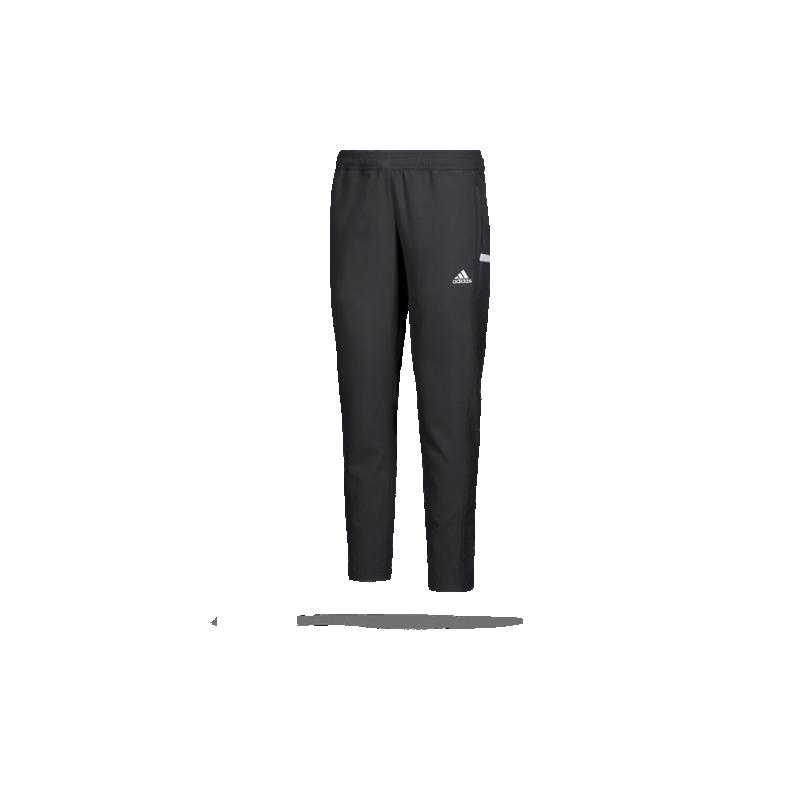 adidas Team 19 Woven Präsentationshose (DW6869) - Schwarz