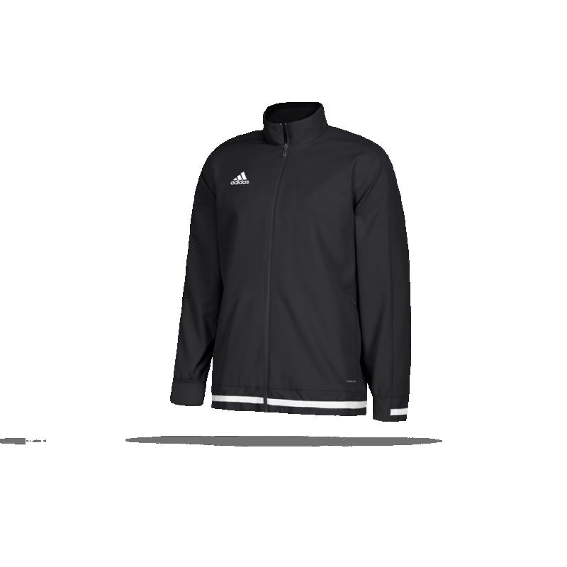 adidas Team 19 Woven Präsentationsjacke (DW6876) - Schwarz