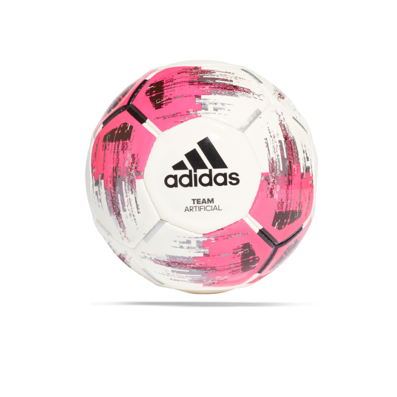 adidas TEAM Artificial Trainingsball (DM5597) - Weiß
