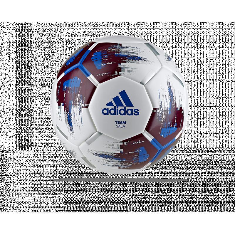 adidas Team Sala Fussball Gr. 4 (CZ2231) - Weiß