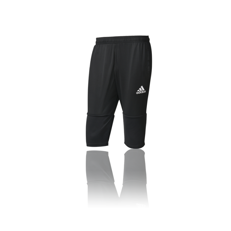 adidas tiro 17 3 4 pant hose kurz kinder ay2881 in schwarz. Black Bedroom Furniture Sets. Home Design Ideas