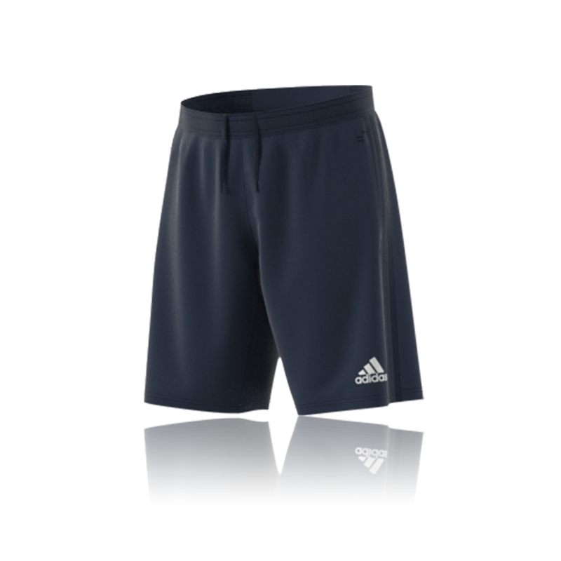 adidas tiro 17 training short hose kurz bq2641 in blau. Black Bedroom Furniture Sets. Home Design Ideas