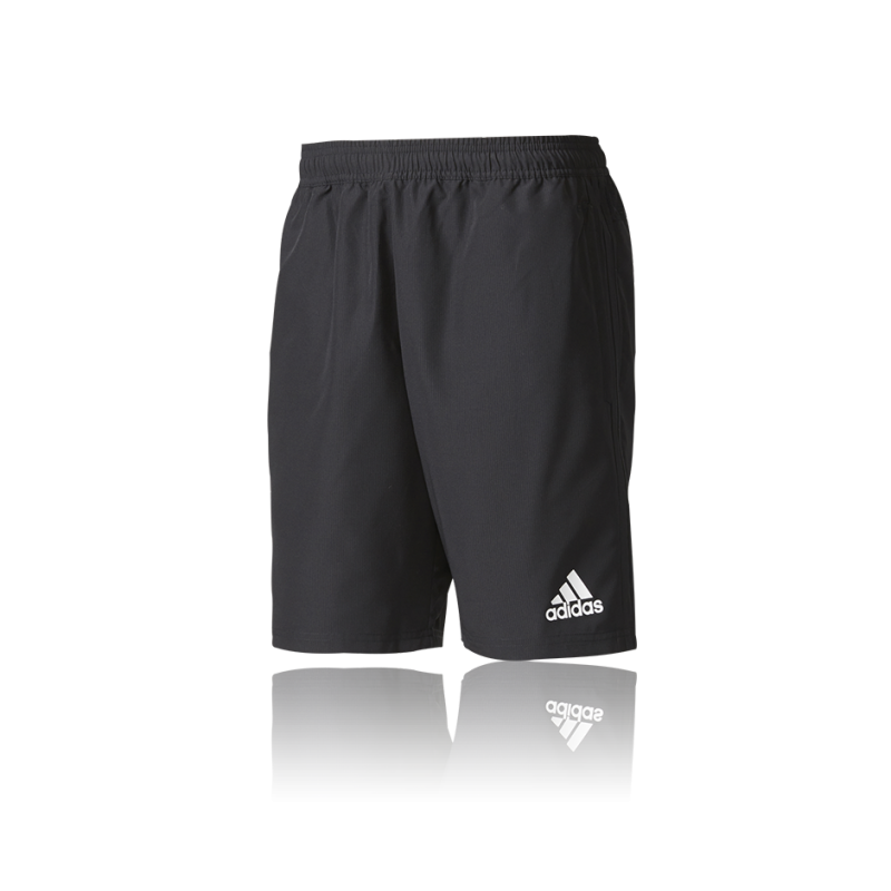 adidas tiro 17 woven short hose kurz ay2891 in schwarz. Black Bedroom Furniture Sets. Home Design Ideas